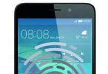 Huawei GT3 parmak izi ekleme
