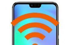 Huawei Honor 10 ağ ayarlarına sıfırlama