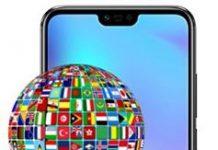Huawei Honor 10 dil değiştirme