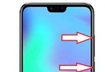 Huawei Honor 10 kurtarma modu