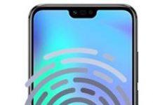 Huawei Honor 10 parmak izi ekleme