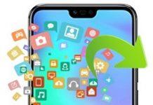 Huawei Honor 10 veri yedekleme