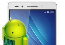 Huawei Honor 7 fabrika ayarlarına döndürme