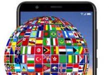 Huawei Honor 7X dil değiştirme