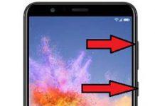 Huawei Honor 7X kurtarma modu