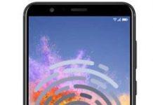 Huawei Honor 7X parmak izi ekleme