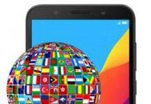 Huawei Honor 7s dil değiştirme