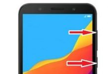 Huawei Honor 7s kurtarma modu