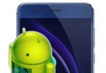 Huawei Honor 8 fabrika ayarlarına döndürme