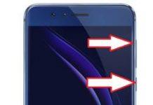 Huawei Honor 8 kurtarma modu
