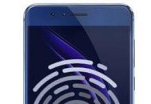 Huawei Honor 8 parmak izi ekleme