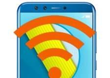 Huawei Honor 9 Lite ağ ayarlarına sıfırlama