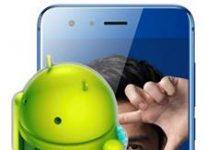 Huawei Honor 9 fabrika ayarlarına döndürme