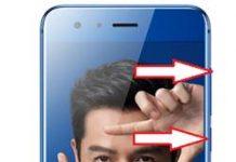 Huawei Honor 9 kurtarma modu