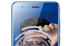 Huawei Honor 9 parmak izi ekleme