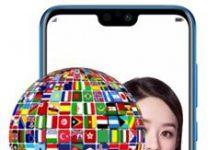 Huawei Honor 9i dil değiştirme