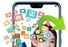 Huawei Honor 9i veri yedekleme