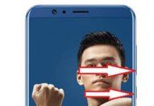 Huawei Honor V10 ekran görüntüsü alma