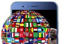Huawei Honor V9 dil değiştirme