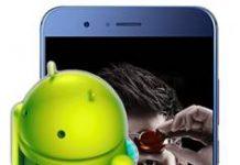 Huawei Honor V9 fabrika ayarlarına döndürme