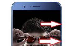 Huawei Honor V9 kurtarma modu