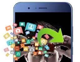 Huawei Honor V9 veri yedekleme