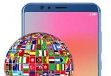 Huawei Honor View 10 dil değiştirme