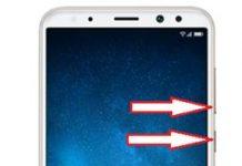 Huawei Mate 10 Lite ekran görüntüsü alma