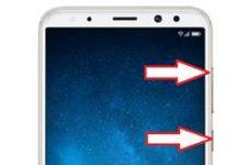Huawei Mate 10 Lite kurtarma modu