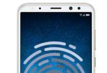 Huawei Mate 10 Lite parmak izi ekleme