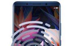 Huawei Mate 10 Pro parmak izi ekleme