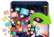 Huawei Mate 10 Pro veri yedekleme