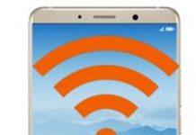 Huawei Mate 10 ağ ayarlarına sıfırlama