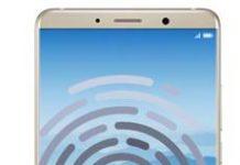 Huawei Mate 10 parmak izi ekleme