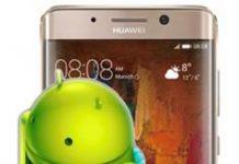 Huawei Mate 9 Pro fabrika ayarlarına döndürme