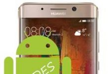 Huawei Mate 9 Pro kodlar