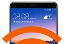 Huawei Mate 9 ağ ayarlarına sıfırlama