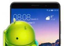 Huawei Mate 9 fabrika ayarlarına döndürme