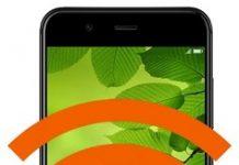 Huawei Nova 2 ağ ayarlarına sıfırlama