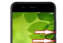 Huawei Nova 2 ekran görüntüsü alma