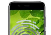 Huawei Nova 2 parmak izi ekleme