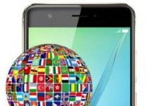Huawei Nova dil değiştirme