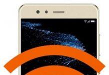 Huawei P10 Lite ağ ayarlarına sıfırlama