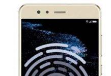 Huawei P10 Lite parmak izi ekleme
