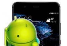 Huawei P10 Plus fabrika ayarlarına döndürme
