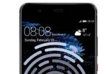 Huawei P10 Plus parmak izi ekleme