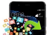 Huawei P10 Plus veri yedekleme
