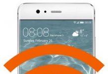 Huawei P10 ağ ayarlarına sıfırlama
