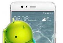 Huawei P10 fabrika ayarlarına döndürme