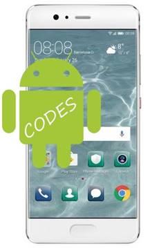 Huawei P10 kodlar